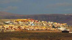 CANARIAS  FOTOS   Canary Islands Photos: Amanece sobre la montaña de Playa Blanca en Puerto...