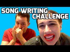 Song Writing Challenge with Miranda Sings