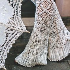 Crochet Patterns Explained : ... Crochet Pants on Pinterest Crochet Shorts, Crocheting and Crochet