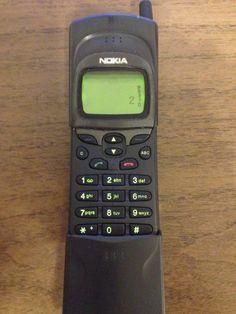 Nokia 8110 - Famous Matrix Phone *COLLECTORS* #Nokia #Slider