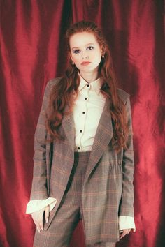 Designer Clothes, Shoes & Bags for Women Cheryl Blossom Riverdale, Riverdale Cheryl, Riverdale Cast, Madelaine Petsch, Five Jeans, Archie Andrews, Film Serie, Julia, Pretty People