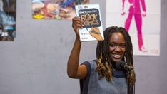 """superheroesincolor: """" Encyclopedia of Black Comics The Encyclopedia of Black Comics, focuses on people of African descent who have published significant works in the United States or have. Pa Career, Different Types Of People, Social Justice Issues, Black Comics, Negative People, What Inspires You, Black History, I Am Awesome, African"""