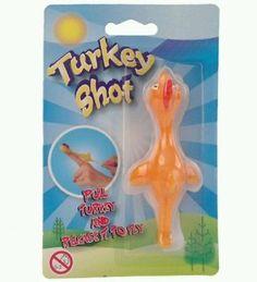 Sling Shot Sticky Stretchy Flying Turkey Children Kids Rubber Finger Sling Shot