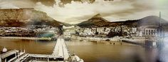Cape Town (circa 1938-ish) by mallix, via Flickr
