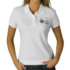 "Uniform for  workers. except it would say, ""La Tienda"""