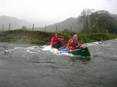Getting Wet! | Dallam Outdoors