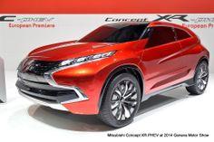 OP_ED: Latest Mitsubishi Exterior Designs Are Bizarre and Alarming Mitsubishi Cars, Tokyo Motor Show, Mitsubishi Outlander, Geneva Motor Show, Future Car, Hot Cars, Concept Cars, Exterior Design, Cars