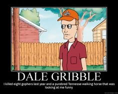 Dale Gribble by the-chosen-pessimist