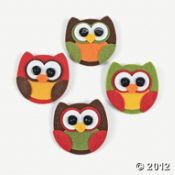 Owl Pin Craft Kit