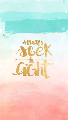 Yoga Quotes : Watercolour coral mint gold seek the light iphone wallpaper phone background lockscreen Wallpaper Quotes, Wallpaper Backgrounds, Mint Wallpaper, Backgrounds For Phones, Quotes Lockscreen, Amazing Backgrounds, Screen Wallpaper, Coral Watercolor, Watercolor Quote
