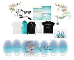 """""""ocean casual style"""" by lim-qiqi on Polyvore featuring Kerr®, SWEAR, MANGO and adidas"""