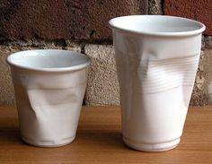 """Crinkle cup"""
