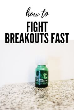 Best products for fighting breakouts