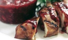 Grilled Boneless Chicken Breasts with Raspberry Balsamic Glaze - Tailgate Recipe of the Week | Youth Football | USA Football | Football's Na...