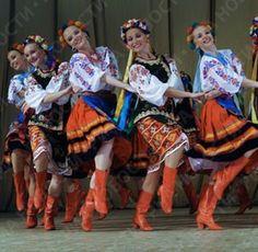@PinFantasy - Bailes tradicionales rusos