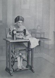 Nuestra publicidad en 1930. #maquinasinger #vintage