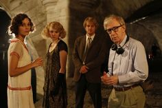 Twenty-one mini lessons in literature and art history from Woody Allen's new film