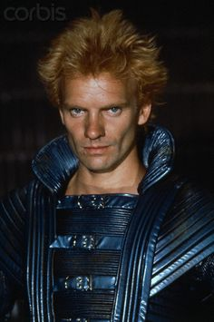 Sting - On the Set of Dune