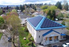Elemental Energy completes 36-kW solar project for Mazama community in Oregon