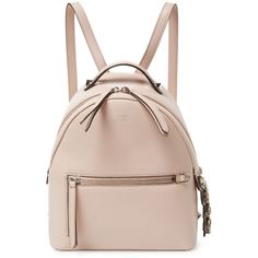 9b69d0dc76 Fendi Women s By The Way Mini Leather Backpack - Light Pastel Pink ( 1