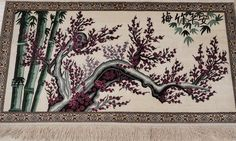 art decor tapestry 100%hand-knotted material:silk please contact email:office@yilongcarpet.com get more informational Contact Email, Art Decor, Home Decor, Carpet, Tapestry, Make It Yourself, Silk, Rugs, Handmade