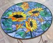 """Résultat de recherche d'images pour """"mosaic tables"""""""