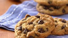 An easy chocolate chip cookie to make with extraordinary results!