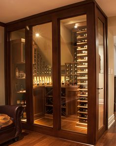 Transitional Wine Cellar by Papro Consulting 3 | by @PaproConsulting