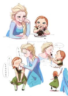 Disney's Frozen | Walt Disney Animation Studios / 「アナ雪落書き詰め」/「A-KA」の漫画 [pixiv] [12]
