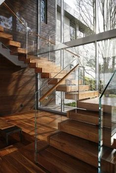 Contemporary Stairs Design 101