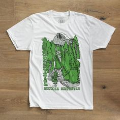 Yosemite National Park Sequoia Supporter T-Shirt | Parks Project | National Park T-Shirt