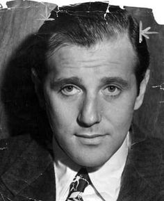 Benjamin 'Bugsy' Siegel (Feb 1906 - June 1947) was a Jewish-American mobster. He was one of the founders of Murder Inc and was a bootlegger during the prohibition. He wasn't a good man, but boy oh boy was he good looking.