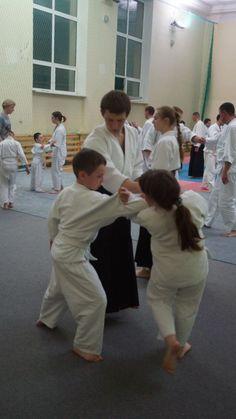 Семинар по Айкидо в Волгограде   Volgograd - Aikido #ДавайТренироватьсяВместе