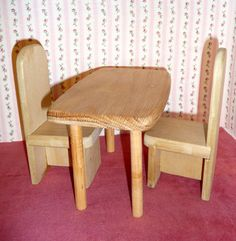 Barbie Dining Room Table