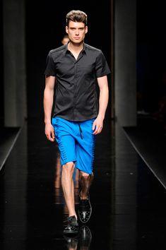 John Richmondpresentedits Spring/Summer 2016 collection duringMilan Fashion Week.