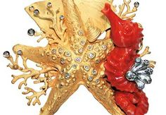 Gioielli del mare di Massimo Izzo - Siracusa Sea Jewelry, Mermaid Jewelry, Life Under The Sea, Ocean Themes, Diamond Are A Girls Best Friend, Sea Creatures, Jewerly, My Etsy Shop, Jewelry Design