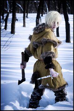 Vinland Saga-Viking by ~love-squad on deviantART. For madrigal.