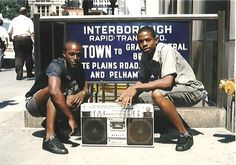 Fine Art Photography from the RENOWNED... Jamel Shabazz