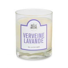 Bougie Parfumée Verveine Lavande