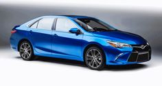 2015 Toyota Camry and Corolla Special Editions Set For Chicago Launch
