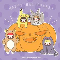 Japan Lover Me Halloween