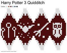 Julekuler, Harry Potter 3, Quidditch