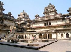 awesome The Orchha Fort