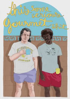 Pulp Fiction Art Print by Mexican Zebra | Society6