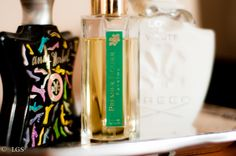My favorite perfumes! Bond 9, L'artisan Parfumeur and Creed!