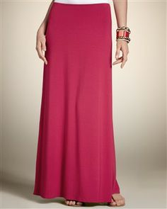 Nina Knit Maxi Skirt - Chico's-in belmont. COST: 29.99