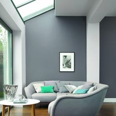 The Dulux Guide to Grey | Interiors | Decorating Ideas | Colour Trends | Red Online - Red Online
