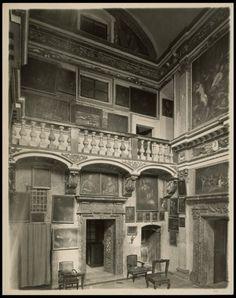 Каплиця в Підгорецькому замку. Фото 1909 року