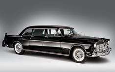 1956 Chrysler Crown Imperial Limousine