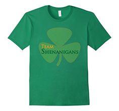 Men's Team Shenanigans Funny St. Patricks Day T-shirt  2X... https://www.amazon.com/dp/B01KGDEYVQ/ref=cm_sw_r_pi_dp_x_mZJSxb7KQJ0N1